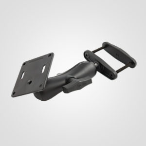 RAM Stapler-Montagesatz für Tablets (VESA), kurz (125mm)